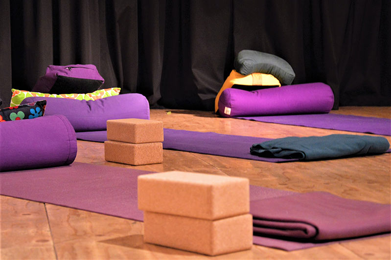 Yin Yoga en bindweefel - Ohlijf Utrecht West