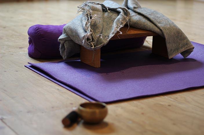 Ohlijf yoga met klanken